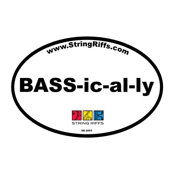 BASS-ic-al-ly Magnet