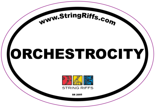 Orchestrocity Magnet