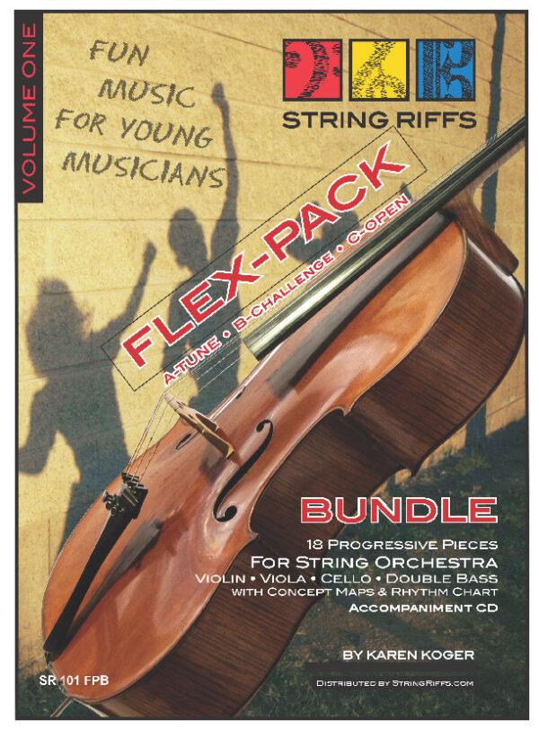 SR Volume One Flex-Pack Bundle Cover